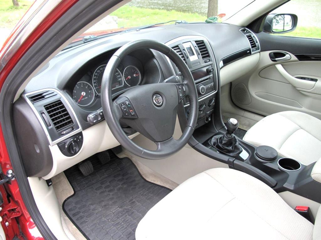 Cadillac BLS, 2007 - pohled č. 13
