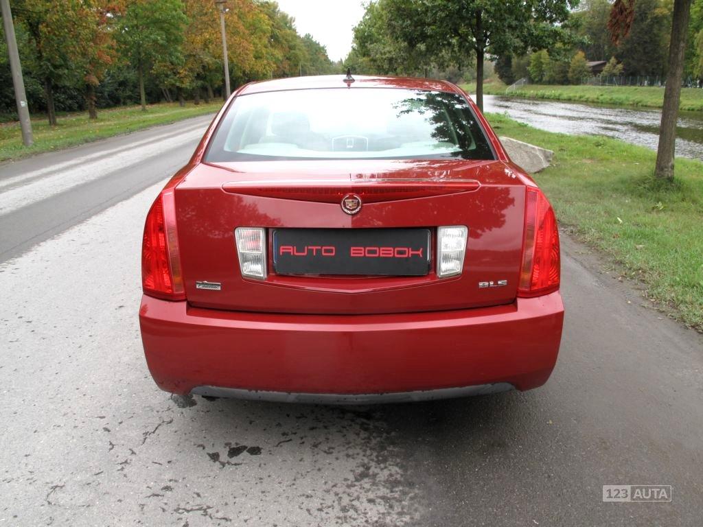Cadillac BLS, 2007 - pohled č. 5