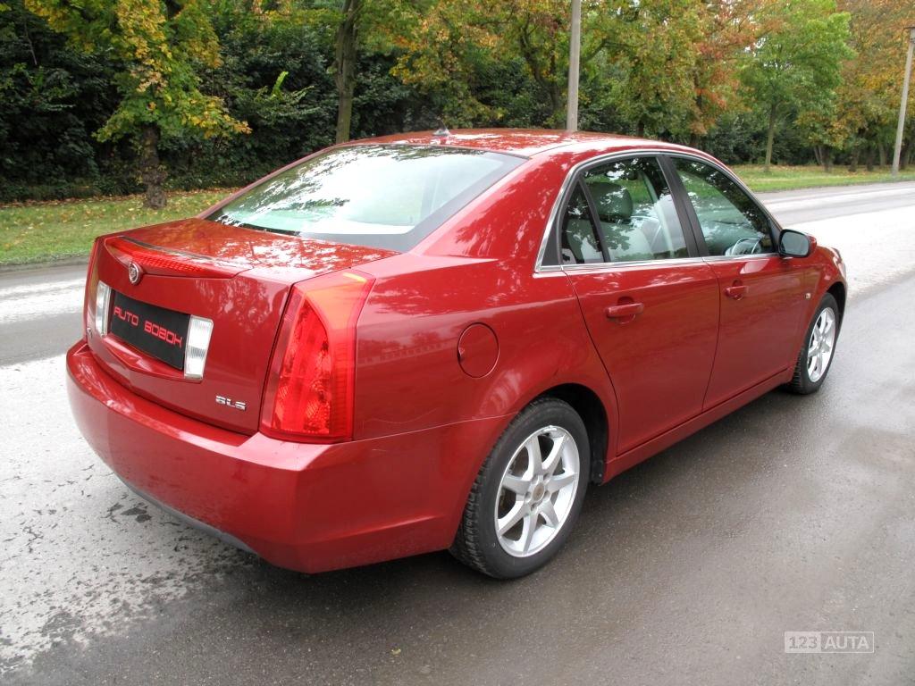 Cadillac BLS, 2007 - pohled č. 6