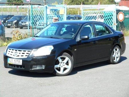 Cadillac BLS, 2008