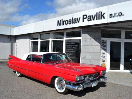 Cadillac Cadillac - Neznámý, 1962