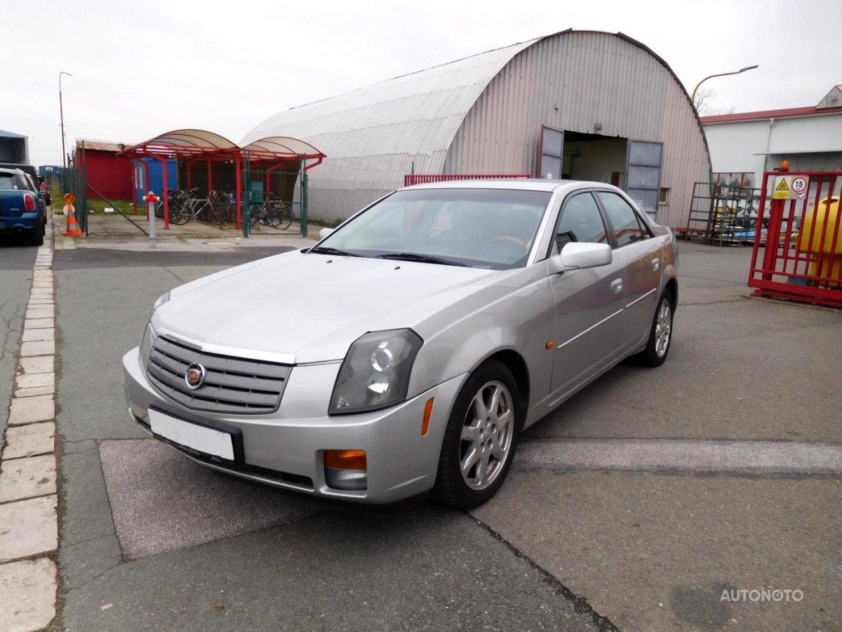 Cadillac CTS, 2005 - celkový pohled