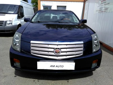 Cadillac CTS, 2007