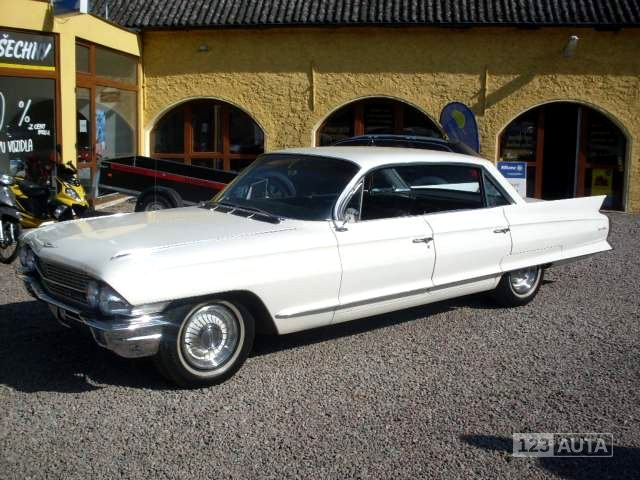 Cadillac DeVille, 1962 - celkový pohled