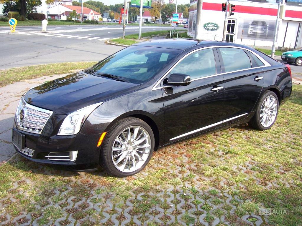 Cadillac XTS, 2013 - celkový pohled