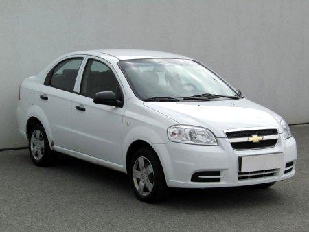 Chevrolet Aveo, 2011