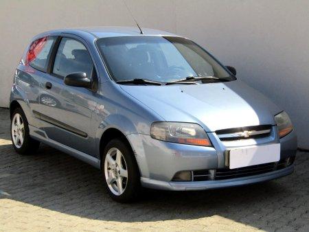Chevrolet Aveo, 2007
