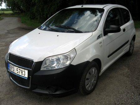 Chevrolet Aveo, 2009