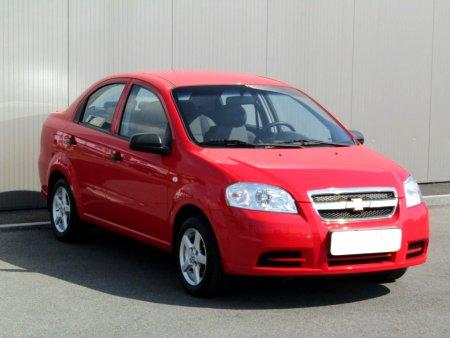 Chevrolet Aveo, 2010