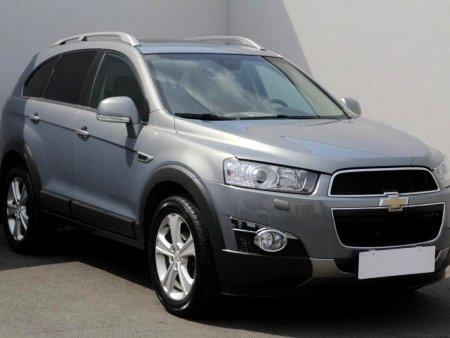 Chevrolet Captiva, 2011