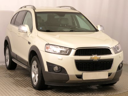 Chevrolet Captiva, 2013