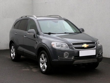 Chevrolet Captiva, 2010