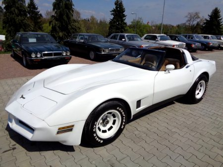 Chevrolet Corvette, 1981
