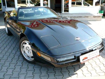 Chevrolet Corvette, 1989