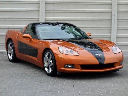 Chevrolet Corvette, 2008