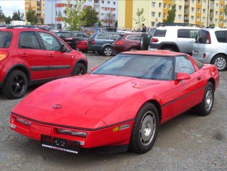 Chevrolet Corvette, 1993