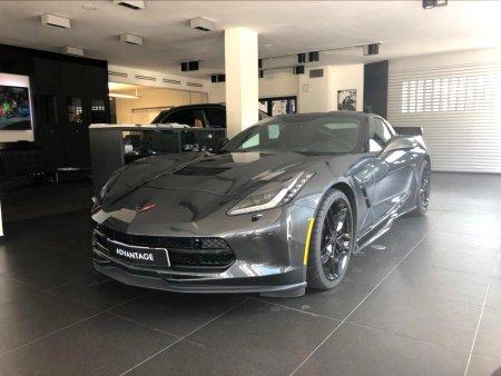 Chevrolet Corvette, 2018