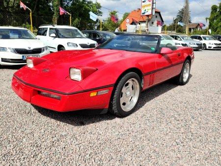 Chevrolet Corvette, 1988