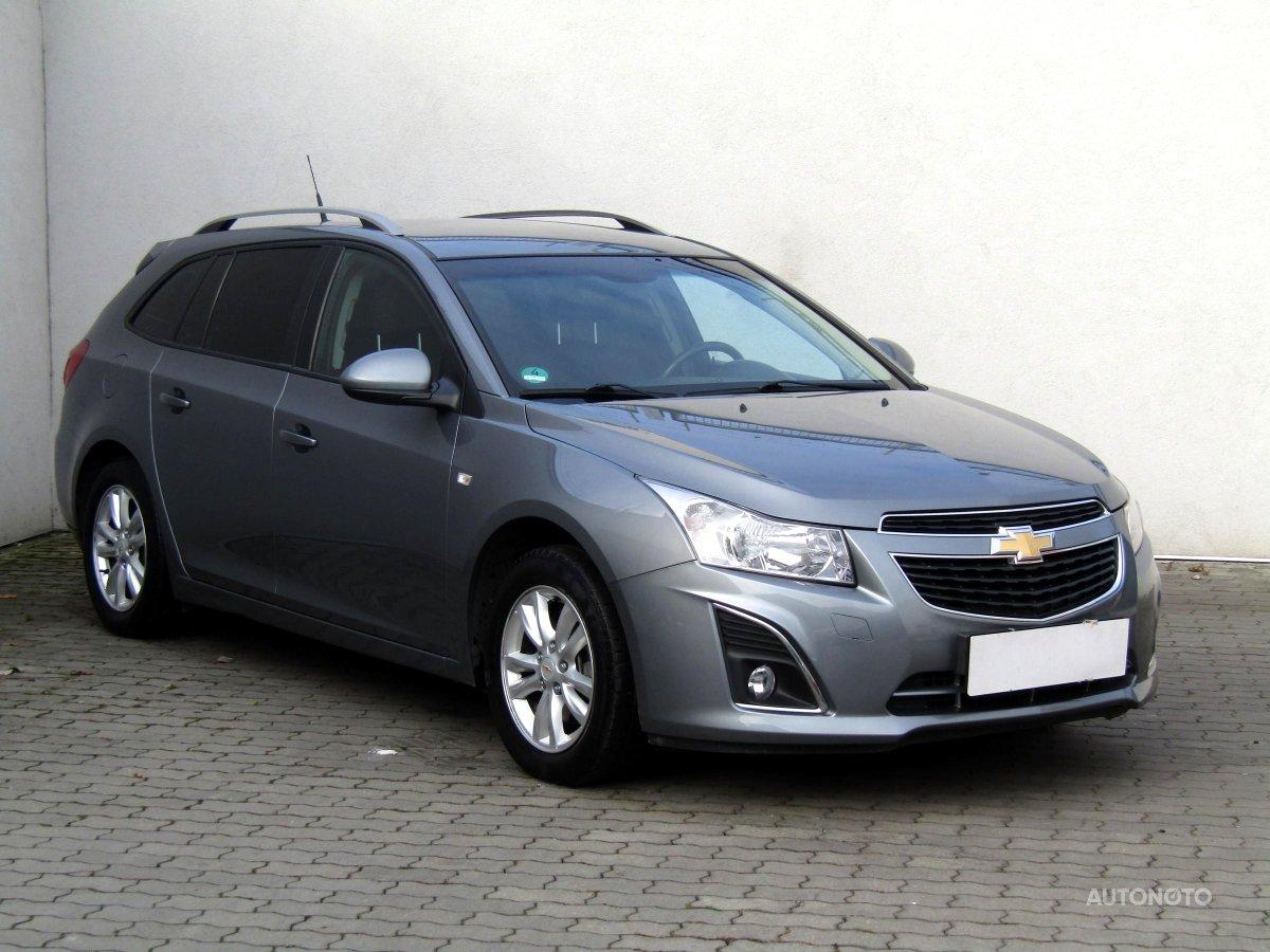 Chevrolet Cruze, 2013 - celkový pohled