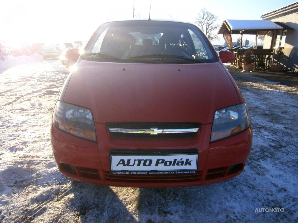 Chevrolet Kalos, 2007 - celkový pohled