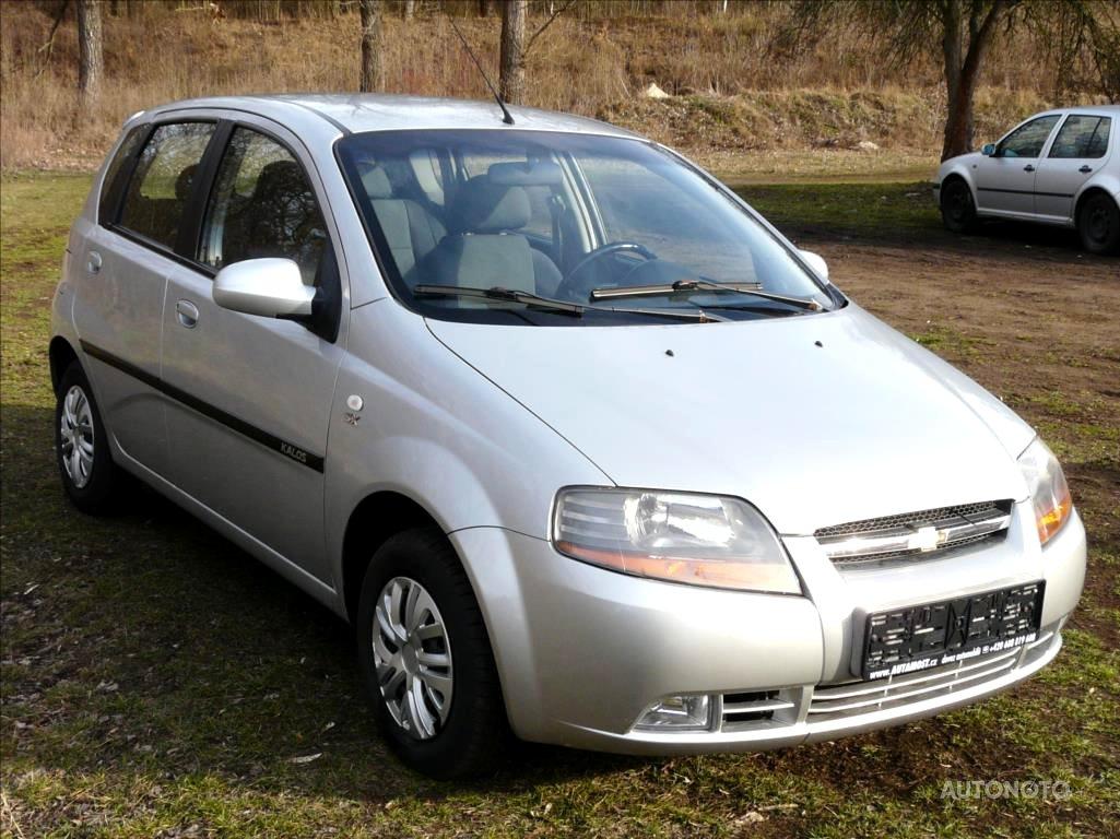 Chevrolet Kalos, 2006 - celkový pohled