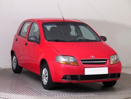 Chevrolet Kalos, 2004