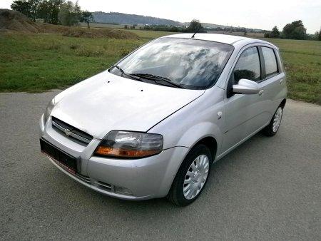 Chevrolet Kalos, 2008