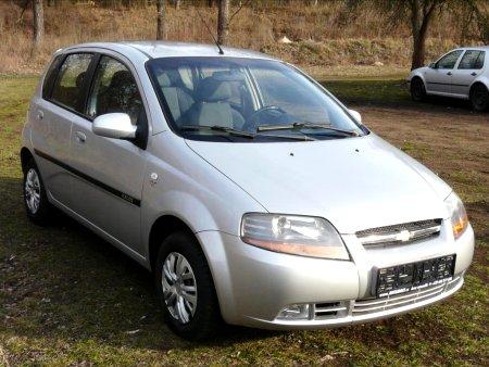 Chevrolet Kalos, 2006