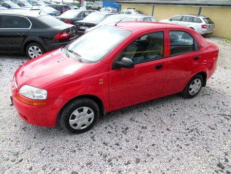 Chevrolet Kalos, 2005