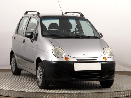 Chevrolet Matiz, 2001