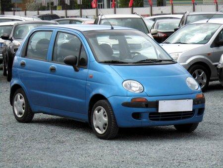 Chevrolet Matiz, 1999