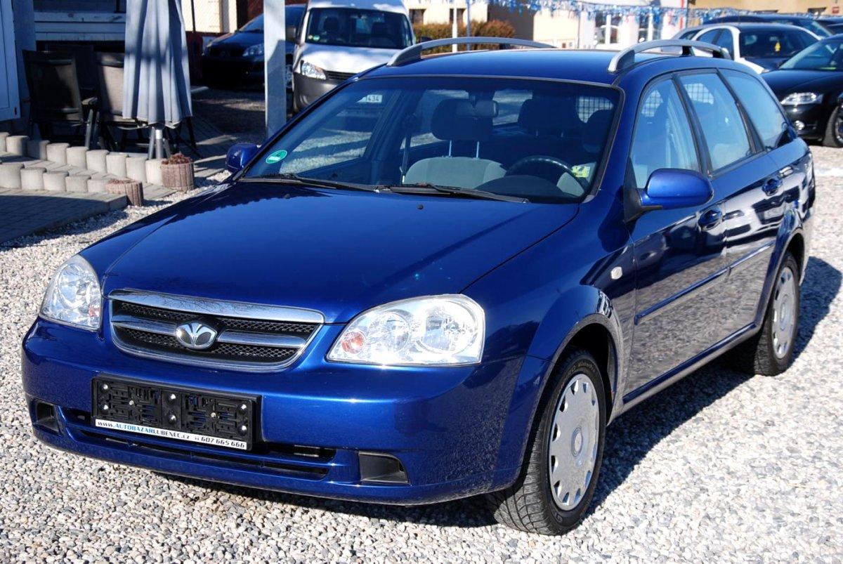 Chevrolet Nubira, 2005 - celkový pohled