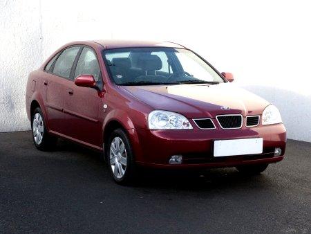 Chevrolet Nubira, 2004