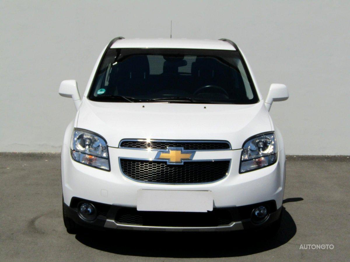 Chevrolet Orlando, 2013 - pohled č. 2