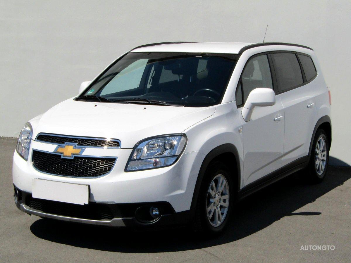 Chevrolet Orlando, 2013 - pohled č. 3