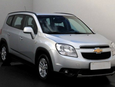 Chevrolet Orlando, 2014