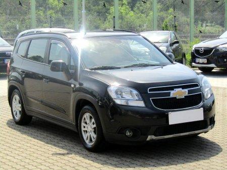 Chevrolet Orlando, 2012