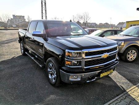 Chevrolet Silverado, 2015