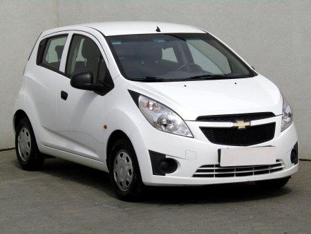 Chevrolet Spark, 2011