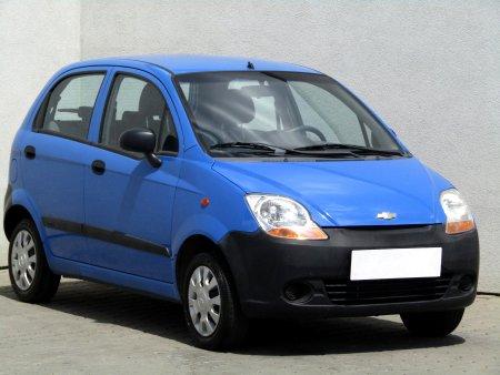 Chevrolet Spark, 2006