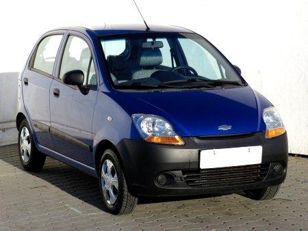 Chevrolet Spark, 2007
