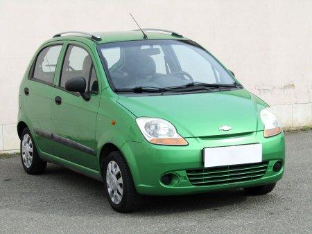 Chevrolet Spark, 2005