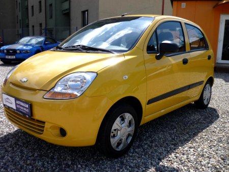 Chevrolet Spark, 2009