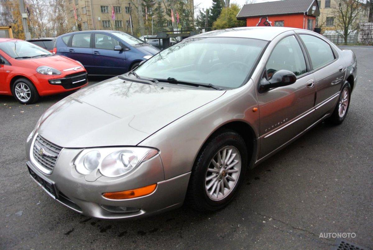Chrysler 300M, 2000 - celkový pohled