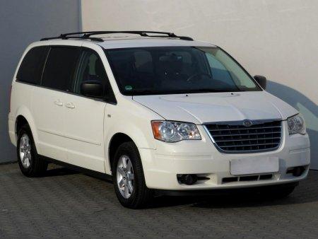 Chrysler Grand Voyager, 2011