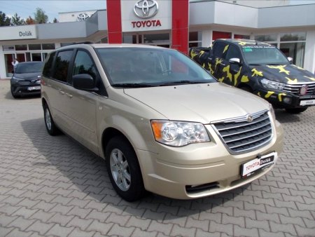 Chrysler Grand Voyager, 2010