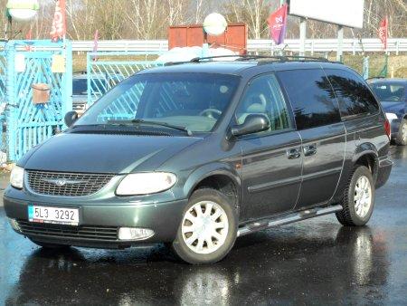 Chrysler Grand Voyager, 2004