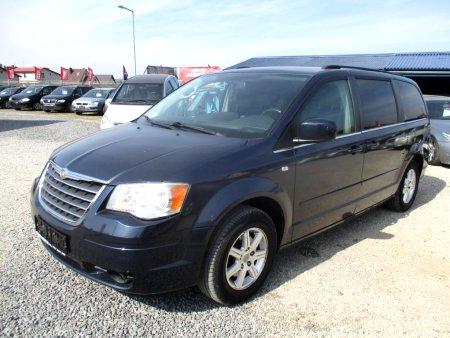 Chrysler Grand Voyager, 2009