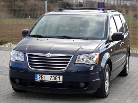 Chrysler Grand Voyager, 2010