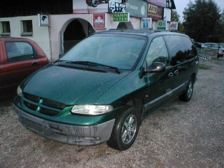 Chrysler Grand Voyager, 1996